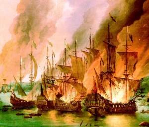 quemar naves